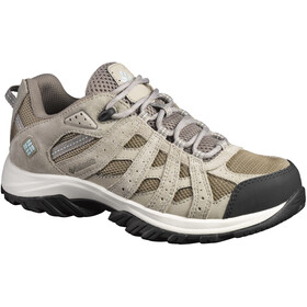 Columbia Canyon Point WP Shoes Women Pebble/Sky Blue